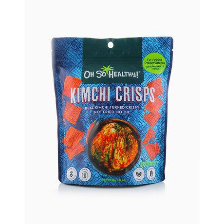 Oh So Healthy! Kimchi Chips 40g