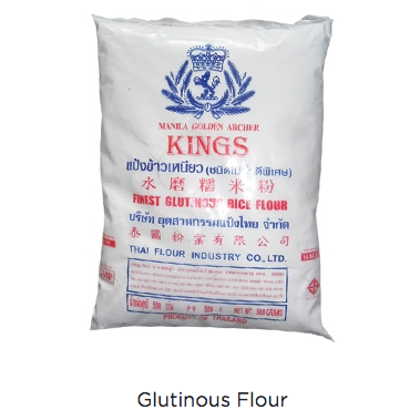 Kings Glutinous Flour 500g