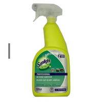 Sunlight Pro No-Rinse Sanitizer Spray 500ml