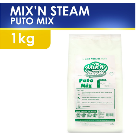 Mix N Steam Puto Mix 1kg