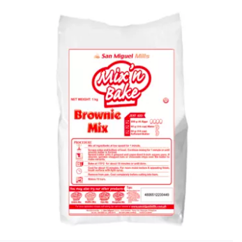 Mix N Bake Brownie Mix 1kg