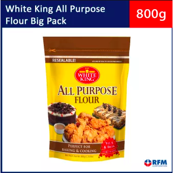 White King All Purpose Flour Big Pack 800g