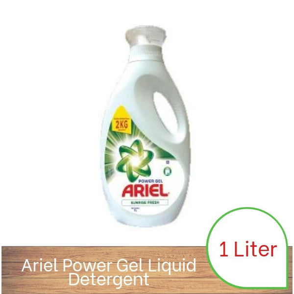 Ariel Power Gel Sunrise Fresh 1L - Liquid Detergent