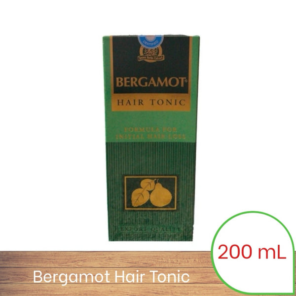 Bergamot Hair Tonic (200mL)