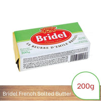 Bridel French Salted Butter 200g