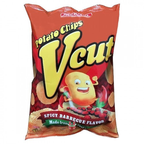 VCut Potato Chips Spicy Barbecue 65g