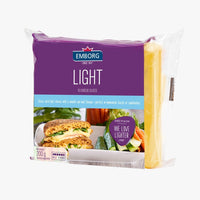 PROMO: Buy One Take One! Emborg Light Processed Slices Cheese 200g