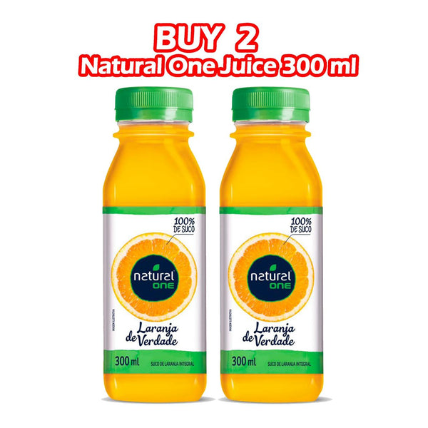 Natural One DUO Pack PROMO 300ml x 2