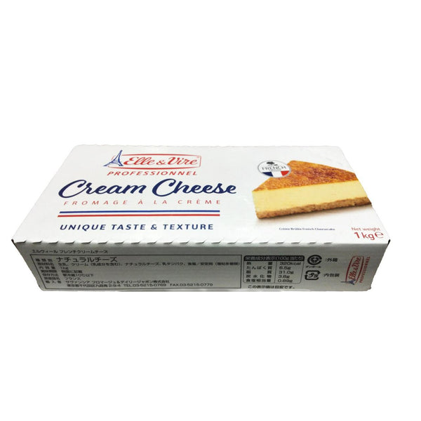 Elle & Vire French Cream Cheese 1kg