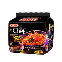 Mamee Chef Pouch Shrimp Tom Yum 80g x 4 pack