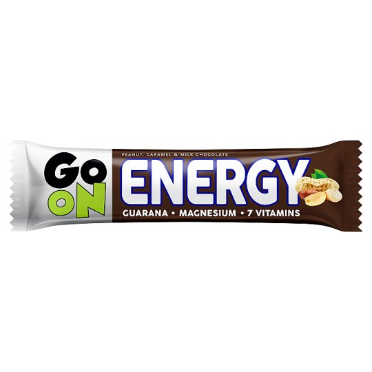 Sante GO ON Energy Bar 50g x 4 pack