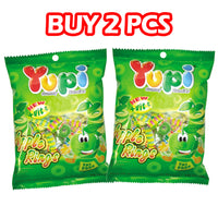 Yupi Apple Rings Hanging Bags 120g - Super Savers Pack of 2