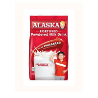 Alaska Fortified Powdered Milk Pouch 750g