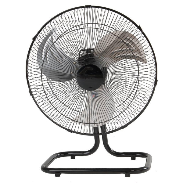 "Union 18"" Tornado Floor Fan - Black"