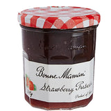 Bonne Maman Strawberry Preserves 370g