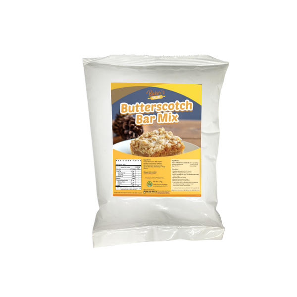 Baker's Delight Butterscotch 1kg
