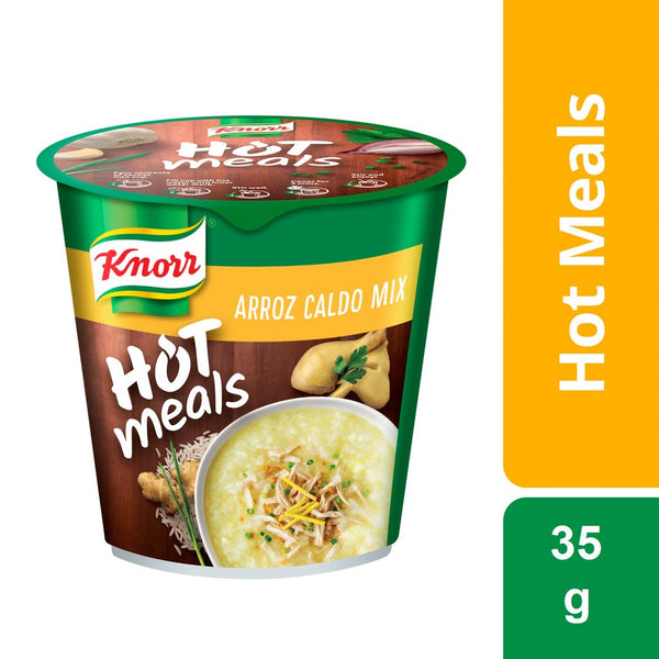 Knorr Hot Meals Arroz Caldo 35g