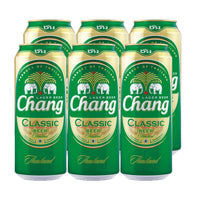 Chang Classic King Can 500ml x 6 pack