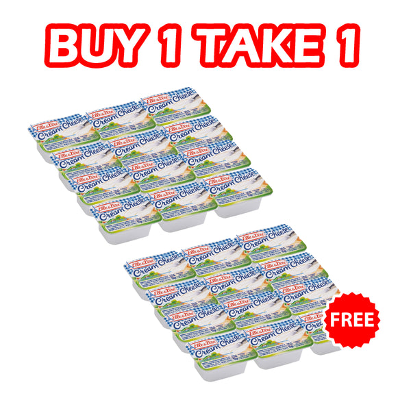 Elle & Vire French Cream Cheese Portions 15g x 12 (BUY ONE TAKE ONE)