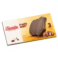 Fiorella Crunch Chocolate wafer 20g x 3 - Twin Pack