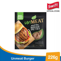 Unmeat Burger Patties  226g
