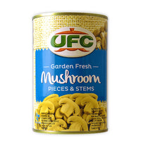 UFC Pieces & Stems Mushrooms - 400g