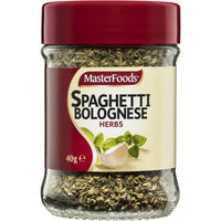 Masterfoods Spaghetti Bolognese Herbs 40g