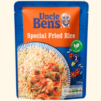 Uncle Ben's Special Fried Rice 250g (Ready to Eat, Just Heat)