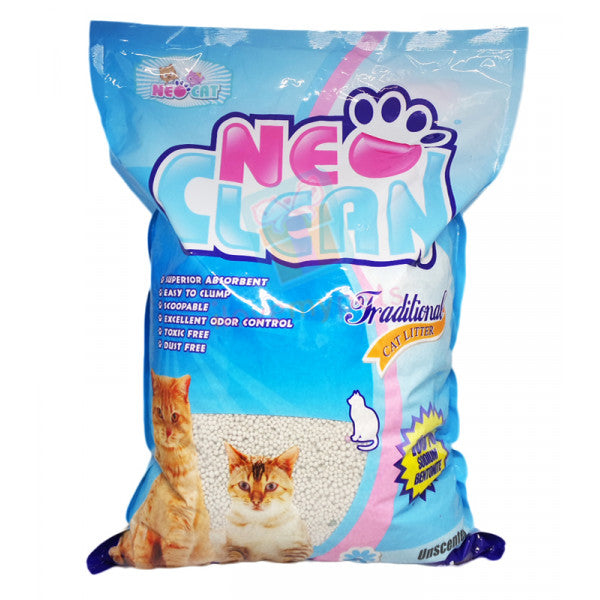 Neo Clean Cat Litter Lemon Scent 5L