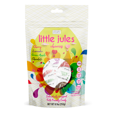 Little Jules Chewies - Bursts of Tooth Friendly Fun!