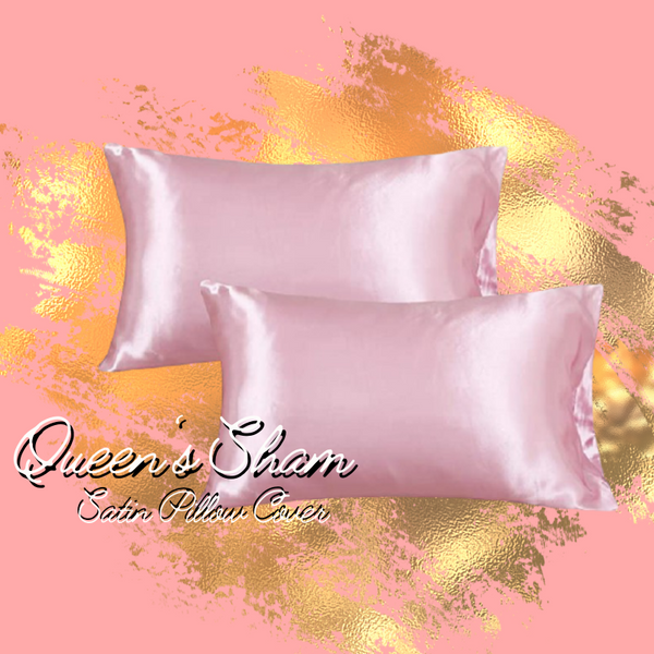 Queen's Sham Pillow Cover