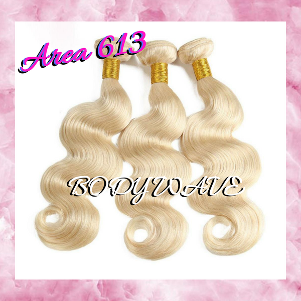 613 Brazilian Body Wave
