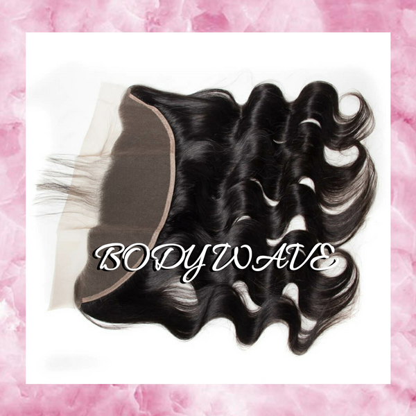 13x5 Free Part Frontal-Body Wave