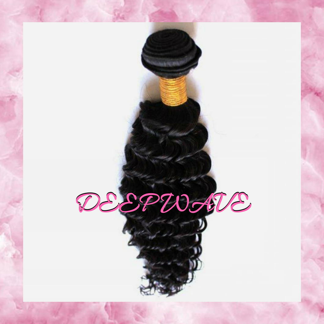 Virgin Brazilian Bundle - Deep Wave