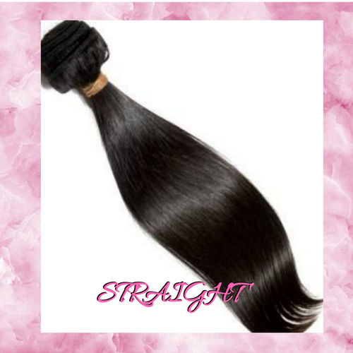 Virgin Brazilian Bundle - Straight