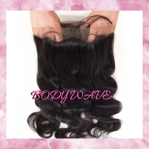 360 Lace Fontal -  Body Wave