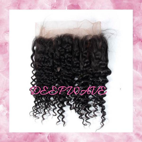 360 Lace Fontal -  Deep Wave