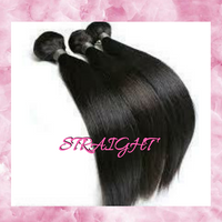 Virgin Brazilian Straight -3 Bundles