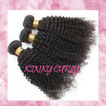 Virgin Brazilian Kinky Curly -3 Bundles