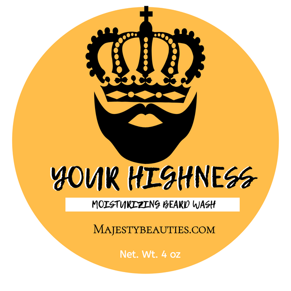 YOUR HIGHNESS BEARD WASH
