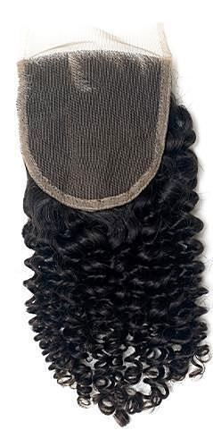 4x4 Free Part Closure- Kinky Curly
