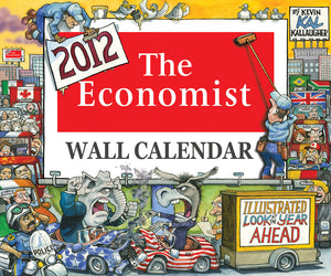 The Economist 2012 Wall Calendar