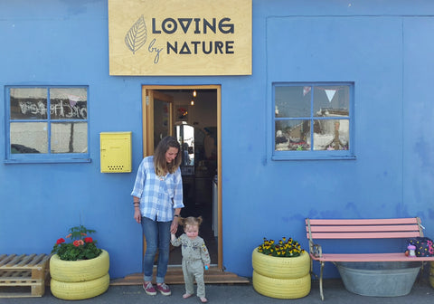 real nappy shop, loving by nature, cloth nappies