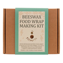 Load image into Gallery viewer, Beeswax Food Wrap Making Kit
