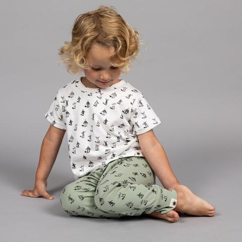 'Community' Organic Cotton Kids T Shirt
