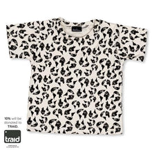 Load image into Gallery viewer, 'Earth Leopard' Organic Tee