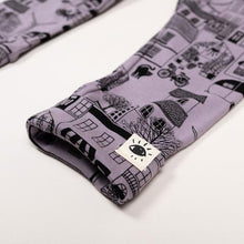 Load image into Gallery viewer, 'Dinkiville' Organic Cotton Leggings
