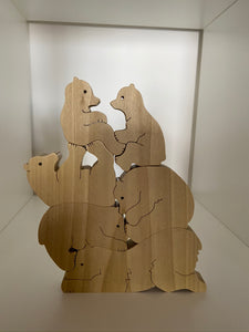Animal Stackers: Bears