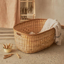 Load image into Gallery viewer, Tuscan Laundry Basket: Medium