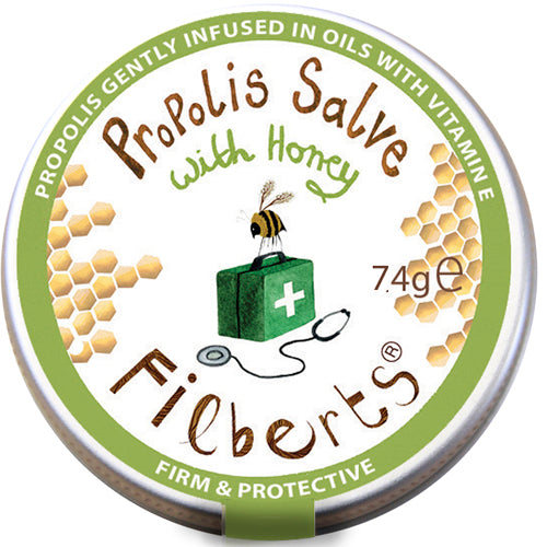 Propolis Salve with Honey